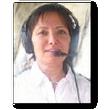 Nazgul Balmukhanova, traductrice et interprète en néerlandais, français, kazakh et russe en Belgique