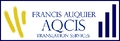 AQCIS - Translation Services - Francis Auquier