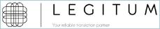 Legitum Language Services - traductions en anglais, espagnol, français, italien, néerlandais, roumain, russe, ukrainien