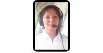 Nazgul Balmukhanova - traductrice et interprète en français, kazakh, néerlandais, russe en Belgique